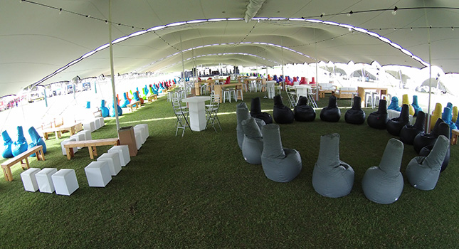 Cocktail Lounge – Festival Tents