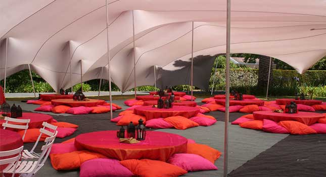 Inspiring Stretch Tent Decor Ideas For Weddings And Parties