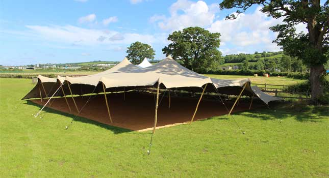 RHI Stretch Tents in Ireland u2013 21x15 sides open with floor & RHI Stretch Tents in Ireland | UK Projects