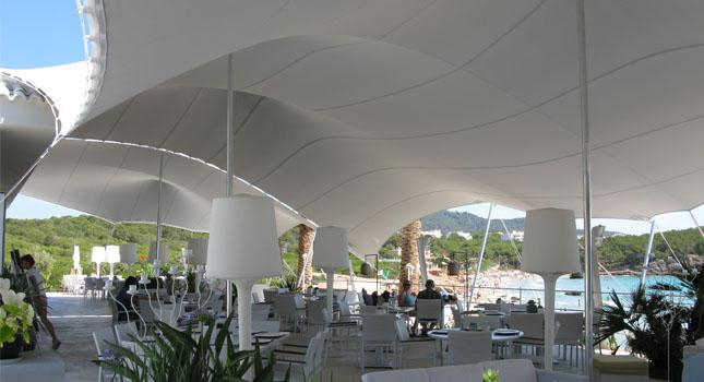 Custom Stretch Tents ibiza