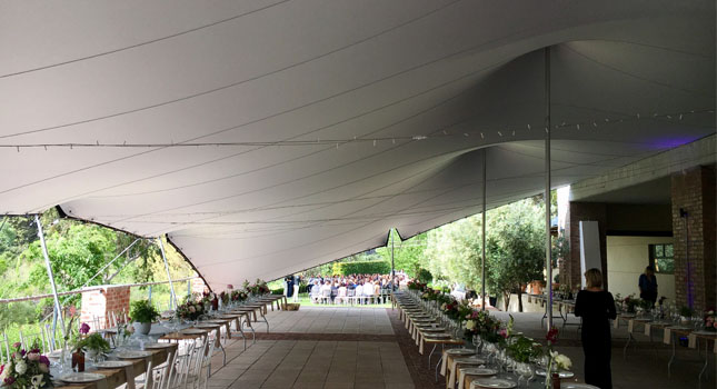 Tents for Wedding