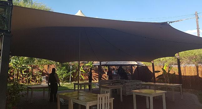 Restaurants Tent