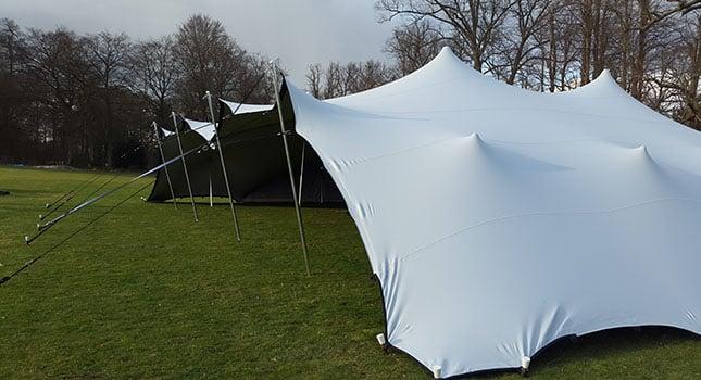 Modern Bedouin Tents
