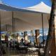 Nautilus Hotel Custom Tent