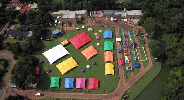Large Festival Tents