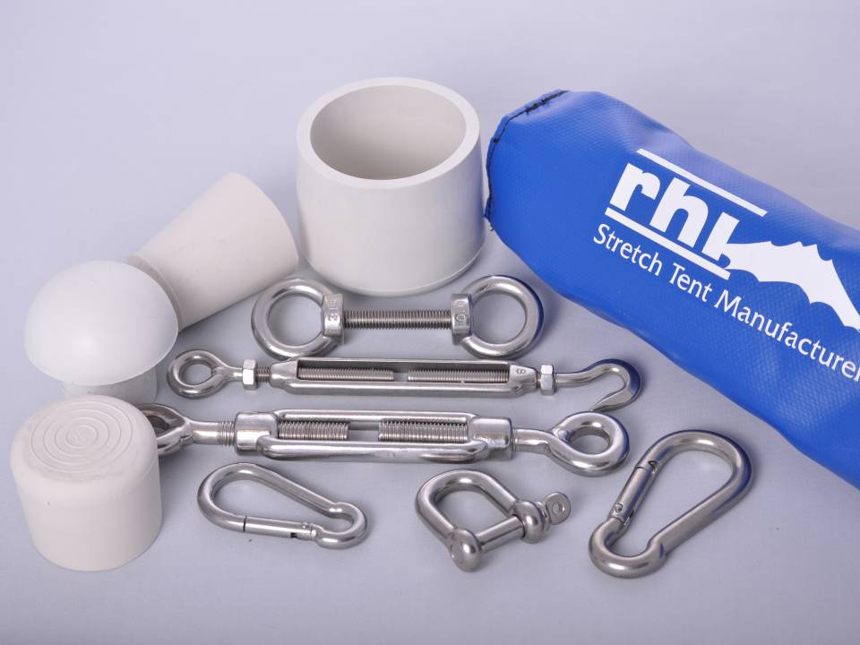 Stainless-steel rigging-equip