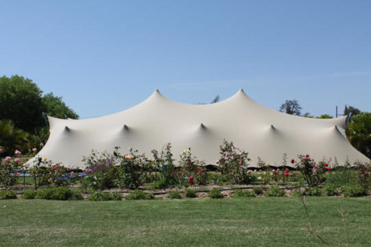 GARDEN 10,5X15 STRETCH TENT CHINO